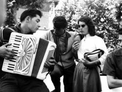 [Le Joueur d'accordéon]