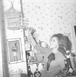 Sophie Agacinski, comédienne lyonnaise