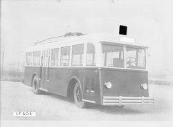 [Matériel électrique SW (Schneider-Westinghouse) : trolleybus]