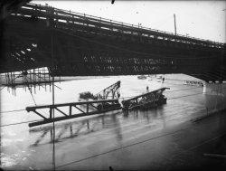 [Reconstruction du pont de La Mulatière]