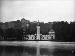 [Exposition Universelle de Lyon (1894) : pavillon de la Tunisie]
