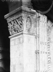 [Basilique Saint-Martin d'Ainay : chapiteau historié]