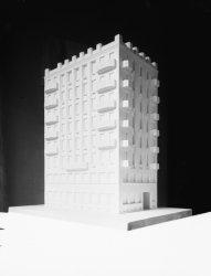 [Maquette d'un immeuble]