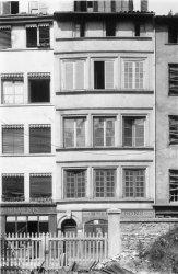 [42, rue Tramassac : façade Renaissance]