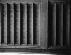 [13, rue de la Poulaillerie : plafond et caisson à la française de l'hôtel de la Couronne]