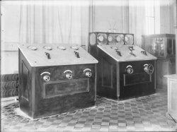 [Station de la Doua, relais radiotélégraphique et radiotéléphonique]
