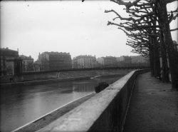 [Pont Mouton, en janvier 1946]
