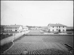 [Ecole d'agriculture de Cibeins : vue d'ensemble des bâtiments]