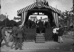 [Courses vélocipédiques de Villefranche 15 mai 1892]