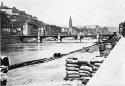 [Pont d'Ainay, en 1894]