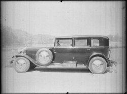 [Voiture Hispano-Suiza]
