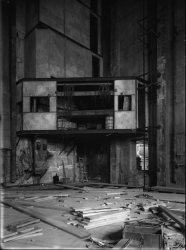 [Réfection du Grand-Théâtre de Lyon : travaux intérieurs]