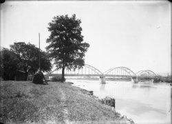[Pont de la Boucle sur le Rhône]