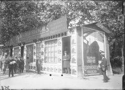[Foire de Lyon : stand de l'Exportateur français]