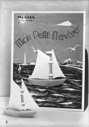 """[Jeux Moulex : bateau """"Mon petit navire""""]"""