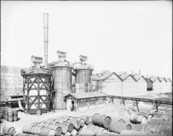 [Société Chimique des Usines du Rhône : vue des usines de Saint-Fons]