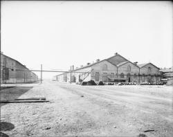[Société Chimique des Usines du Rhône : vue des usines de Roussillon]