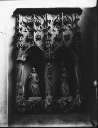 [Cathédrale Saint-Maurice, à Vienne : le retable]