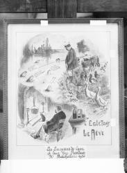 [A Egletons, le rêve : les limousins de Lyon à leur vice-président M. Bachellerie]