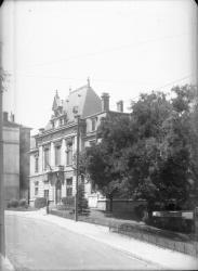 [Ancien hôtel de ville de Villeurbanne : la façade]