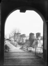 [Fort Saint-Irénée : vestiges de l'aqueduc du Gier]