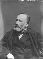 [Portrait de Pierre Puvis de Chavannes (1824-1898)]