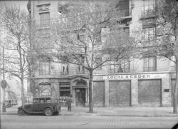 [Immeuble avenue Jean-Jaurès, à Lyon]