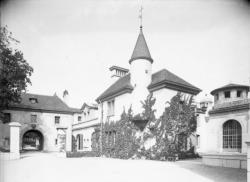 [Château de Lacroix-Laval à Marcy-l'Etoile]