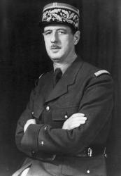 [Portrait du Général Charles de Gaulle]