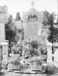 [Monument funéraire de la famille Marge]