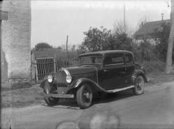 [Voiture Hotchkiss 1933, type 411]