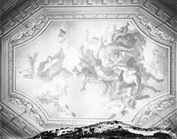 [Hôtel de ville de Lyon. Plafond du salon de la Conservation]
