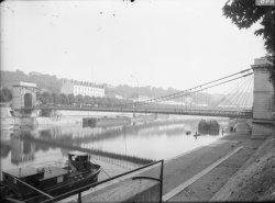 [Pont Mouton, en octobre 1941]