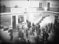 [Hall de la Maison du prisonnier, rue Garibaldi]