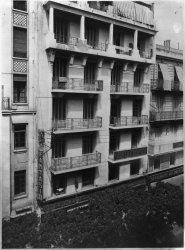 [Immeuble appartenant au Crédit à l'Epargne : Inspection Générale d'Algérie et de Tunisie]
