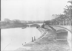 [Projet de pont en place de l'actuel pont Clemenceau]