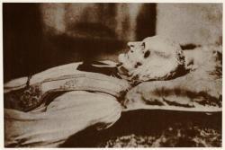 [La mort de Jean-Marie Viannay (1786-1859), curé d'Ars, le 4 août 1859]