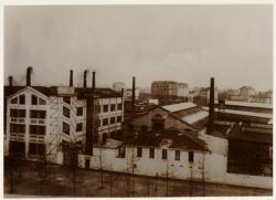 [L'ancienne usine de la Buire, vers 1930]