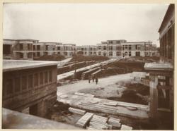 [L'Hôpital de Grange-Blanche (Hôpital Edouard-Herriot) (Tony Garnier et Louis Thomas architectes)]