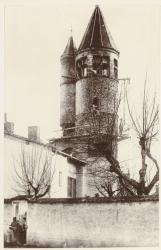 [Le Château des Tournelles à Monplaisir, au début du XXe siècle]
