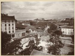 [La Rue du Repos, vers 1930]