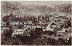 [Quartier de Gorge-de-Loup, au début du XXe siècle]