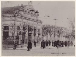 [Quartier des Brotteaux : brasserie du parc, au début du XXe siècle]