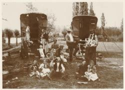 [Les Vanniers à Saint-Romain-au-Mont-d'Or, le 16 juin 1901 à 15 heures]