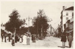 [La Place de la mairie de Villeurbanne]