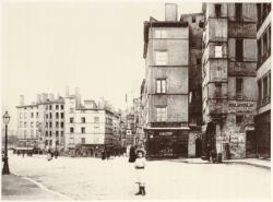 [Quartier de Saint-Paul : la Rue Lainerie]