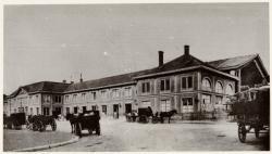 [L'ancienne gare de Genève]