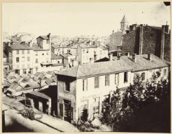 [Le quartier Saint-Pothin vers 1850]