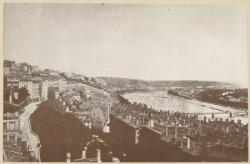 [Vue générale de Lyon en 1872]