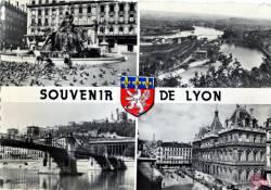 Souvenir de Lyon (Rhône)